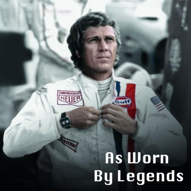 Worn by Legends