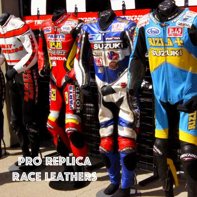 Pro Replica Race Leathers
