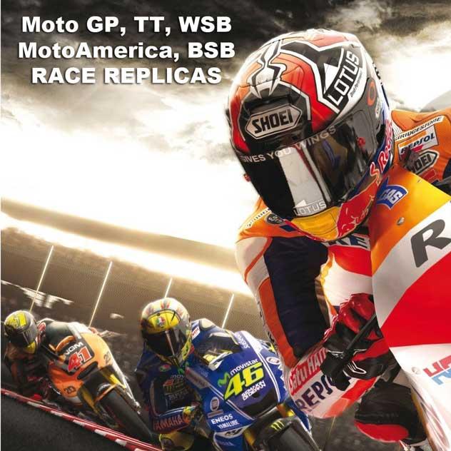 Moto GP Race Leathers