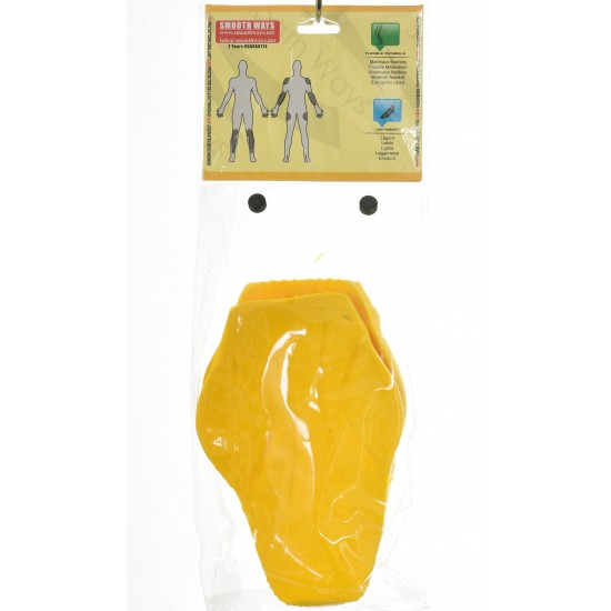 Biker Jacket Internal Armour Shoulder Pad Set Impact Protection CE Level 1