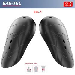 SAS-TEC CE Level 2 KNEE Armour Pads Motorcycle Biker Jacket Suit Arm Inserts