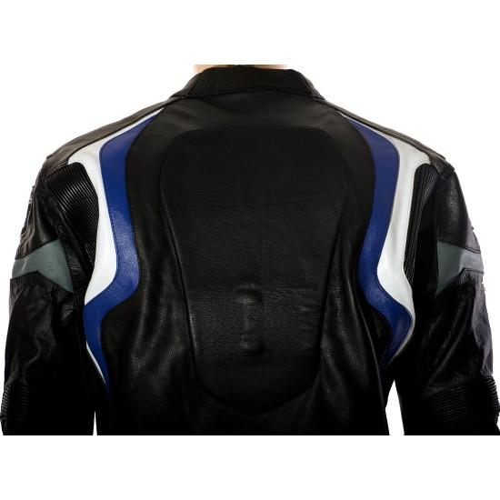BMW Moto Sports Biker Leather Jacket
