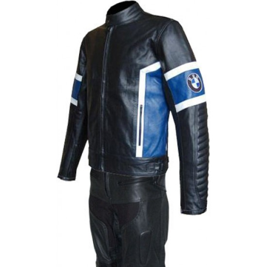 BMW Classic Leather Motorcycle Suit