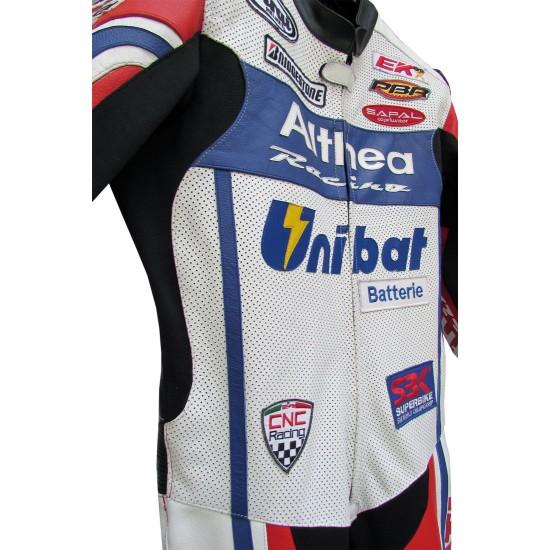 Carlos Checa Althea Racing DUCATI Leathers