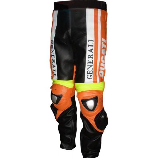 Valentino Rossi 46 MotoGP Team Ducati Racing Leathers