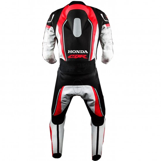 Honda CBR Racing Motorcycle Leather Suit - 4 Colours