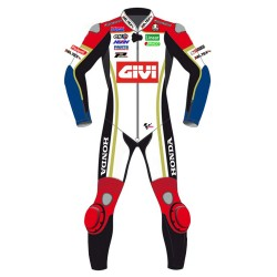 2018 MotoGP GIVI CRUTCHLOW LCR Honda Race Leathers
