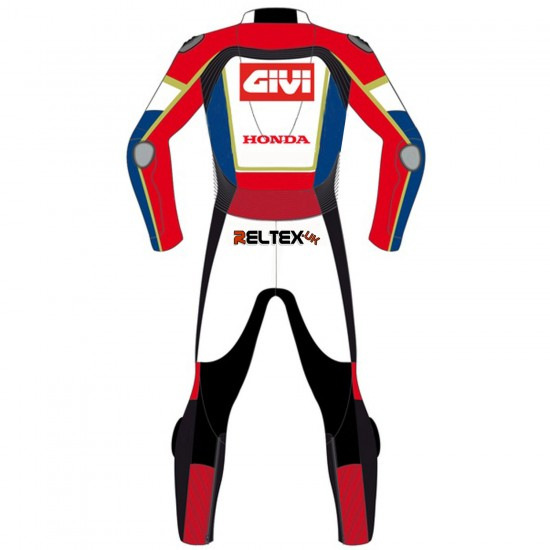 MotoGP GIVI CRUTCHLOW LCR Honda Race Leathers