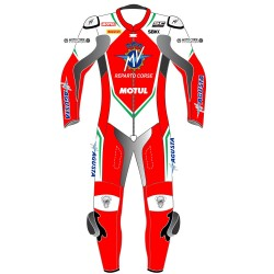 MV Agusta Italia Special Edition Racing 1 Piece Biker Leathers