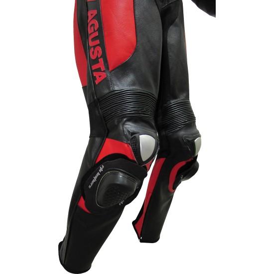 MV Agusta Classic Corse Black Leather Suit