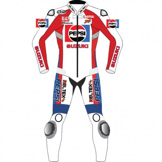 Kevin Schwantz Pepsi SUZUKI Limited Edition RACE LEATHERS
