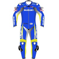 2018 MotoGP Team SUZUKI ECSTAR Race Leathers