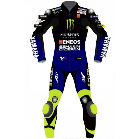 Yamaha Monster Energy MotoGP VR46 Limited Edition RACE LEATHERS