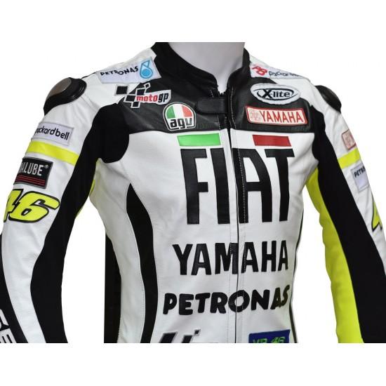 FIAT Petronas VR46 Doctor Yamaha Biker Race Leathers