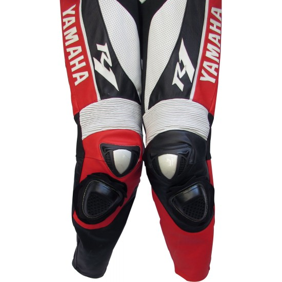 WGP Yamaha 50th Anniversary R1 Race Leathers