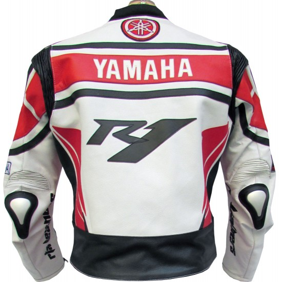 WGP Yamaha R1 50th Anniversary Edition Biker Jacket
