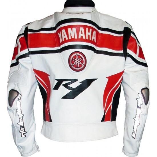 Yamaha R1 WGP Edition Motorcycle Jacket