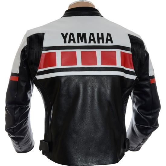 Kenny Roberts Leguna Seca Yamaha Biker Jacket