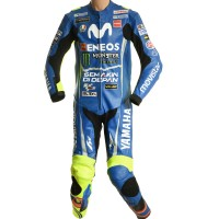 2018 MotoGP Valentino Rossi Movistar Yamaha Race Leathers