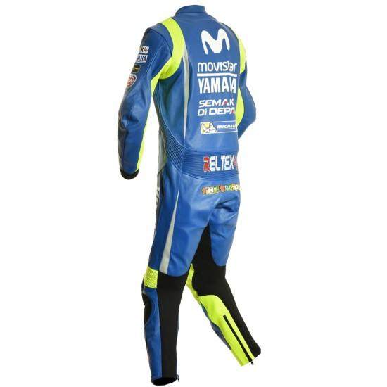 MotoGP Valentino Rossi Movistar Yamaha Race Leathers