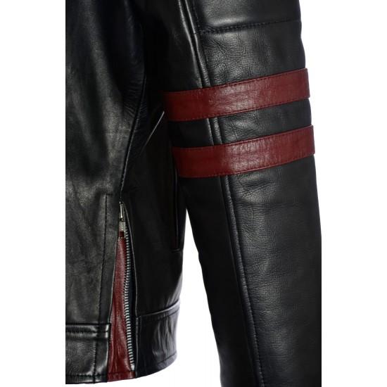 Aero Glider Leather Jacket
