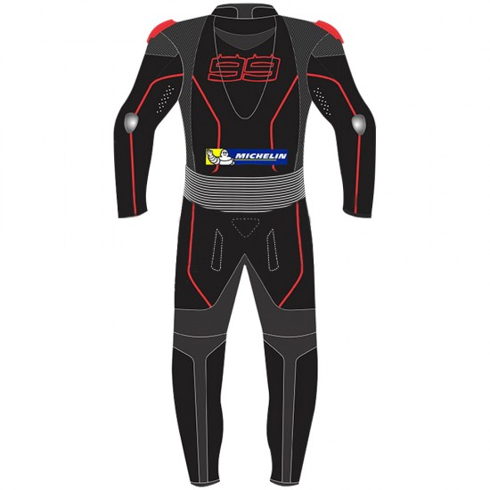 Jorge Lorenzo 2019 Jerez Test Session Limited Edition RACE LEATHERS