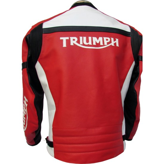 Triumph Daytona Classic Motorcycle Jacket - 4 Colour Options